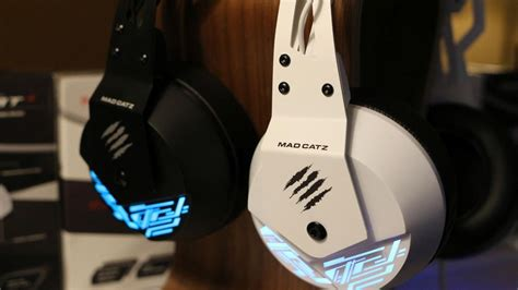 Up close with Mad Catz's Rat Air, Rat Pro X3, Freq 4 and