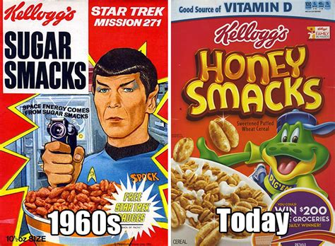 6 cereals from our childhood that got rid of the word 'sugar'