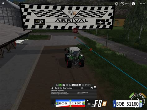 PACK STARTING POINT FOR COURSE PLAY BY BOB51160 V1