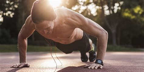How Many Pushups You Can Do May Predict Heart Health