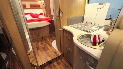 Hymer Tramp 698 CL - 2013 - YouTube