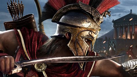 Assassin's Creed Odyssey E3 2018 4K 8K Wallpapers | HD