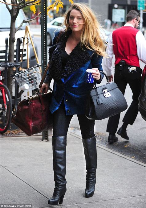 Blake Lively Gives Birth Before the New Year! - Shoes Post