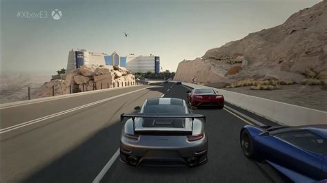 Forza Motorsport 7 First Look Xbox One X Gameplay - E3