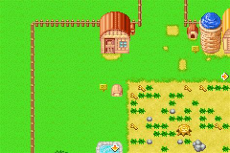 Harvest Moon: Friends of Mineral Town Download Game