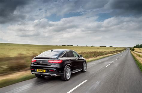 Mercedes-Benz GLE 350d 4Matic AMG Line Coupe (2015) review