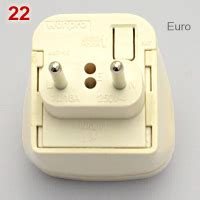 Museum of Plugs and Sockets: adapter plugs