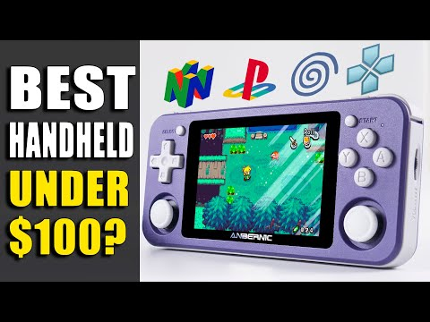 RK2020 handheld emulator review: Dreamcast games in your