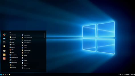 Do you like Windows 10 Look but Love LINUX? Here are