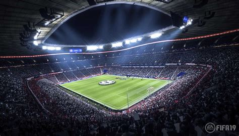 EA Sports Launch FIFA 19 Trailer With Champions League