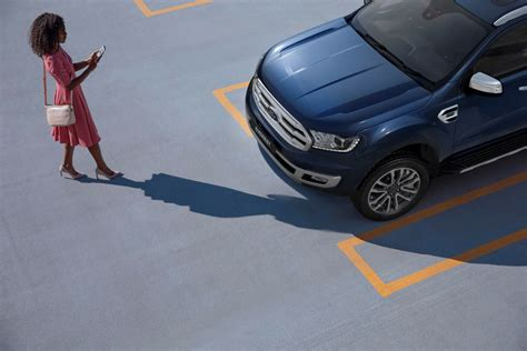 Ford Ranger, Everest and Transit go 'live' with FordPass