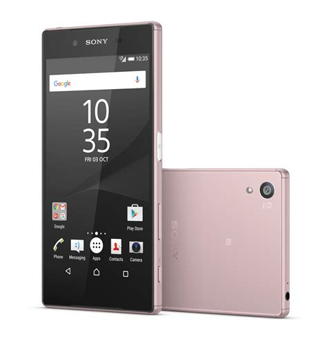 Sony Launches Xperia Z5 Flagship in Pink