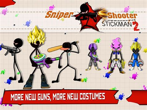 Sniper Shooter Stickman for Android - APK Download