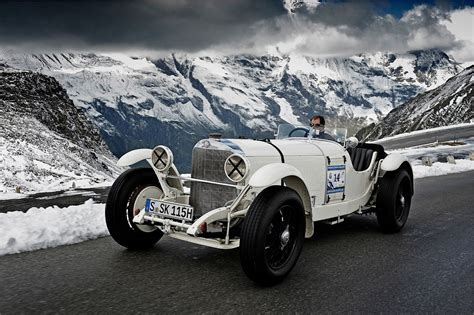 Mercedes-Benz SSK, 300 SL, W25, W196 R and G-Class Win