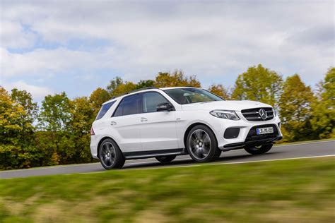 Mercedes-Benz Debuts GLE 450 AMG 4Matic SUV | Carscoops