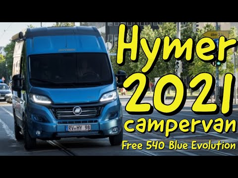 Hymer Tramp 614 CL motorhome review - YouTube