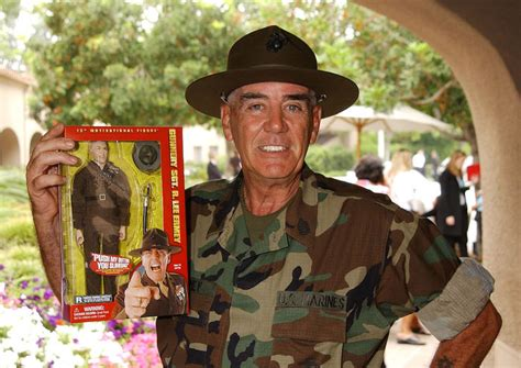 The legend of R Lee Ermey, 'Full Metal Jacket' drill