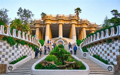 Park Guell: tickets, opening hours and history