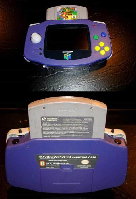 Portable N64, this I must have