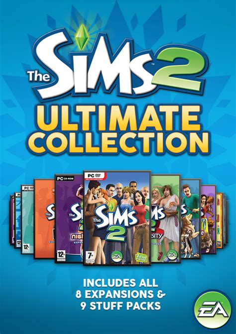 The Sims 2: Ultimate Collection Details - LaunchBox Games