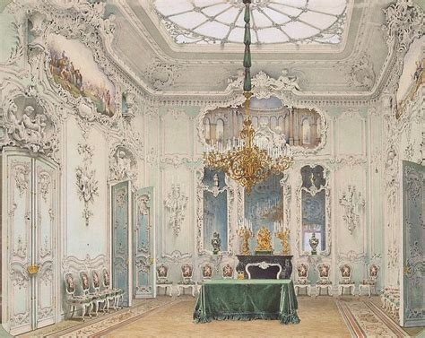 Interiors of the Winter Palace