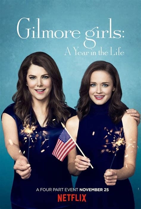 UPCOMING SHOW: Gilmore Girls – A Year in the Life
