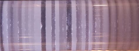What do ice core samples tell us about global warming?