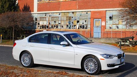2012 Bmw 320i F30 Review