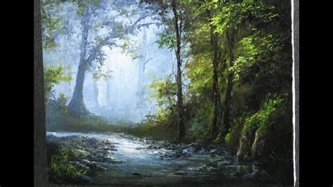 Paint with Kevin Hill - Palette Knife Only Landscape
